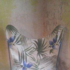 Vintage: REPRODUCION VINTAGE BUTACA MARIPOSA ,HIERRO MACIZO Y TELA. Lote 143865726
