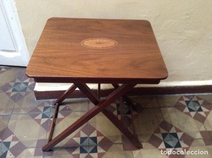 Mesa Auxiliar Madera Plegable Sold Through Direct Sale 143869313