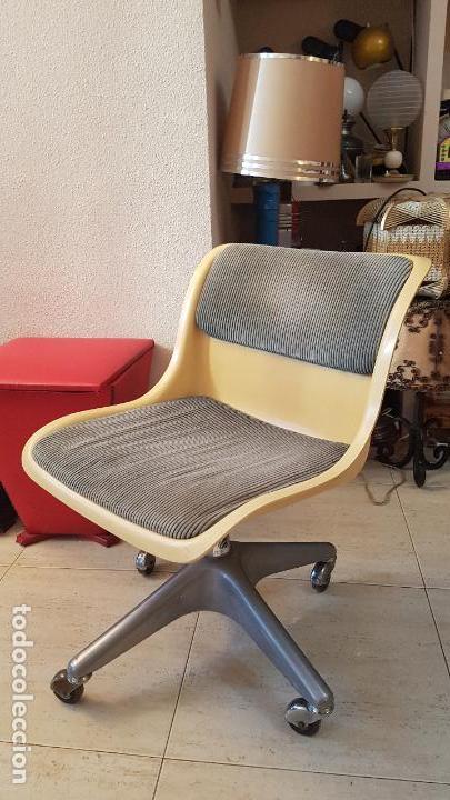 silla giratoria sillon butaca norma europ vinta - Kaufen Vintage ...