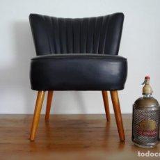 Vintage: BUTACA COCKTAIL ESTILO ROCKABILLY AÑOS 50 ALEMANA. Lote 145905338