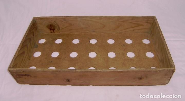 Vintage: 11 antiguas cajas-cajones de madera. - Foto 3 - 146428850