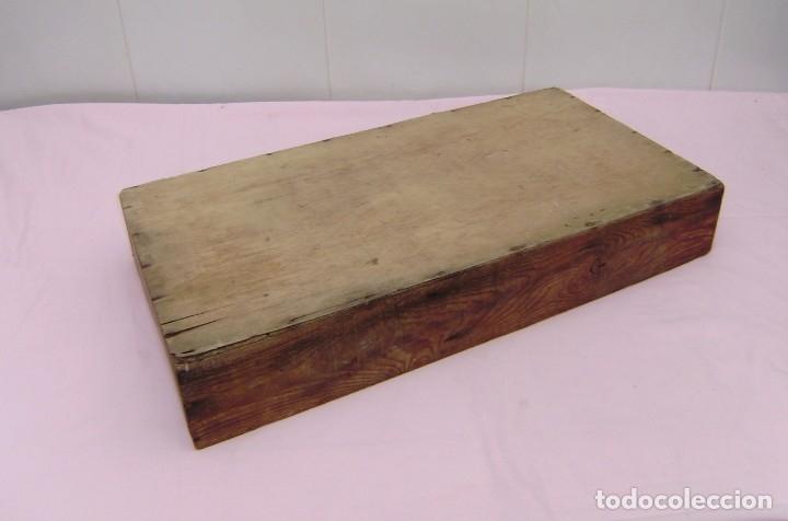 Vintage: 11 antiguas cajas-cajones de madera. - Foto 4 - 146428850