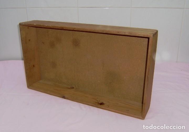 Vintage: 11 antiguas cajas-cajones de madera. - Foto 8 - 146428850
