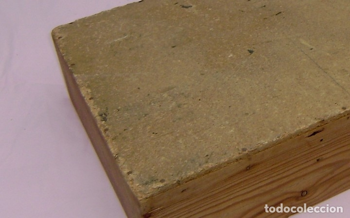 Vintage: 11 antiguas cajas-cajones de madera. - Foto 9 - 146428850