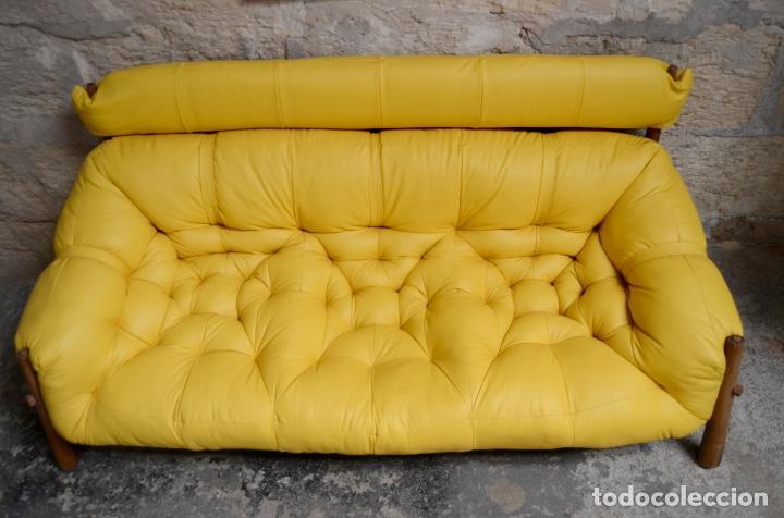 Vintage: Sofa Percival Lafer modelo MP-81 años 70 - Foto 5 - 146575774