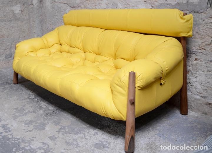 Vintage: Sofa Percival Lafer modelo MP-81 años 70 - Foto 7 - 146575774