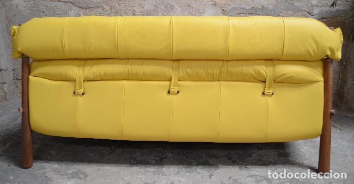 Vintage: Sofa Percival Lafer modelo MP-81 años 70 - Foto 12 - 146575774
