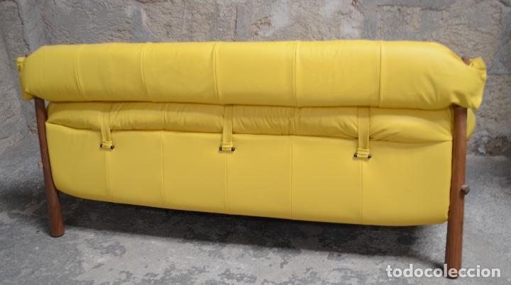 Vintage: Sofa Percival Lafer modelo MP-81 años 70 - Foto 14 - 146575774