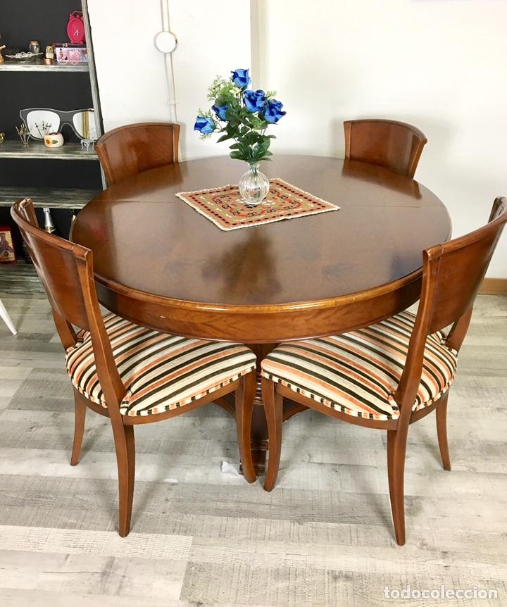mesa comedor extensible firma alpuch - Kaufen Vintage-Möbel in ...