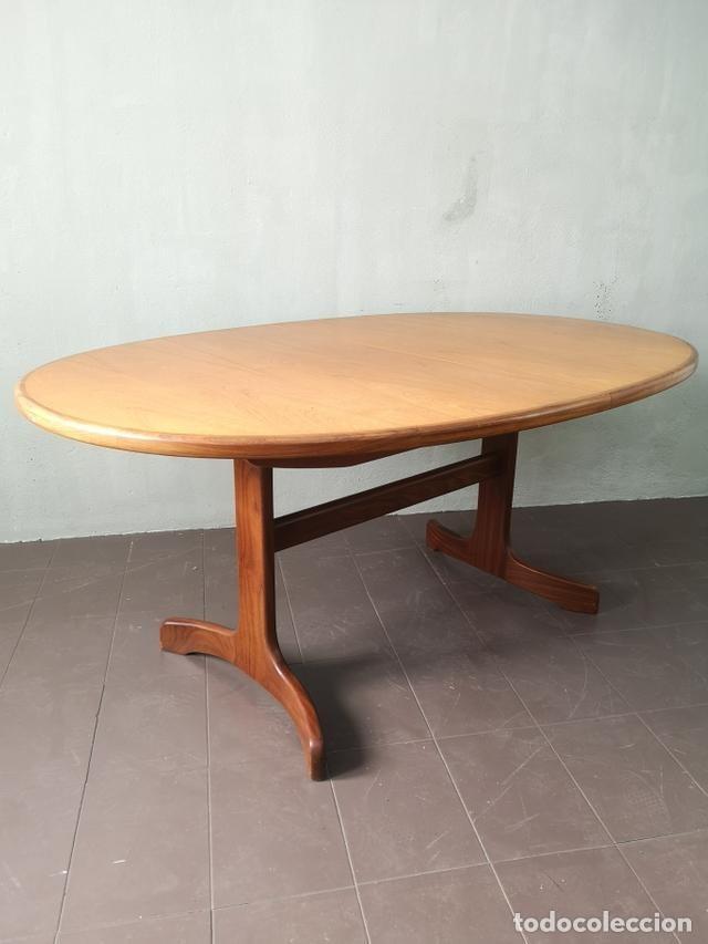 mesa comedor extensible madera de teca g plan m - Kaufen Vintage ...