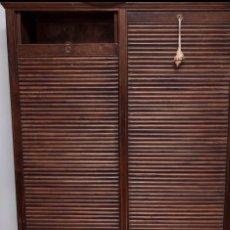 Vintage: MUEBLE DE PERSIANA VINTAGE. Lote 150862652