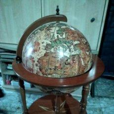 Vintage: BOTELLERO VINTAGE. BOLA DEL MUNDO. Lote 151645030