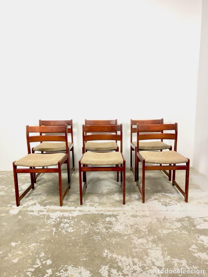 6 sillas comedor Guilleumas