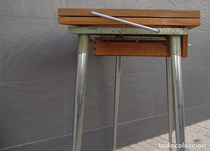 Vintage: Mesa de cocina extensible.Años 60. - Foto 8 - 155323566