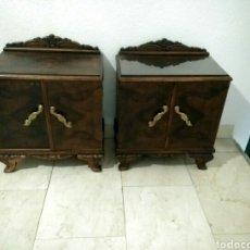 Vintage: PAR DE MESILLAS. Lote 155993802
