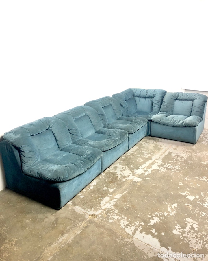 Vintage: Sofa modular vintage - Foto 2 - 155996766