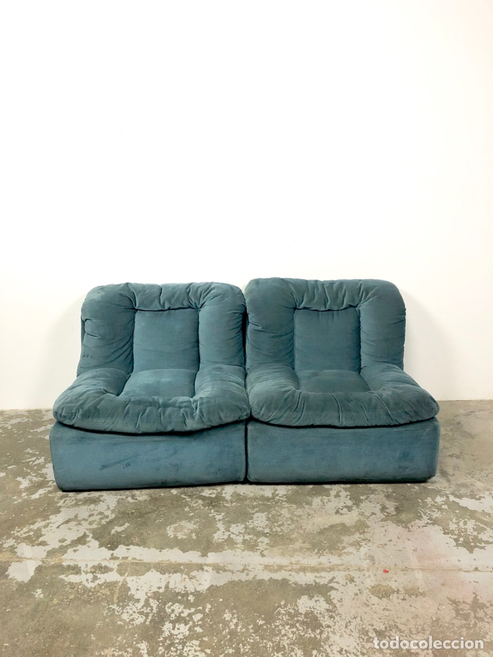Vintage: Sofa modular vintage - Foto 6 - 155996766