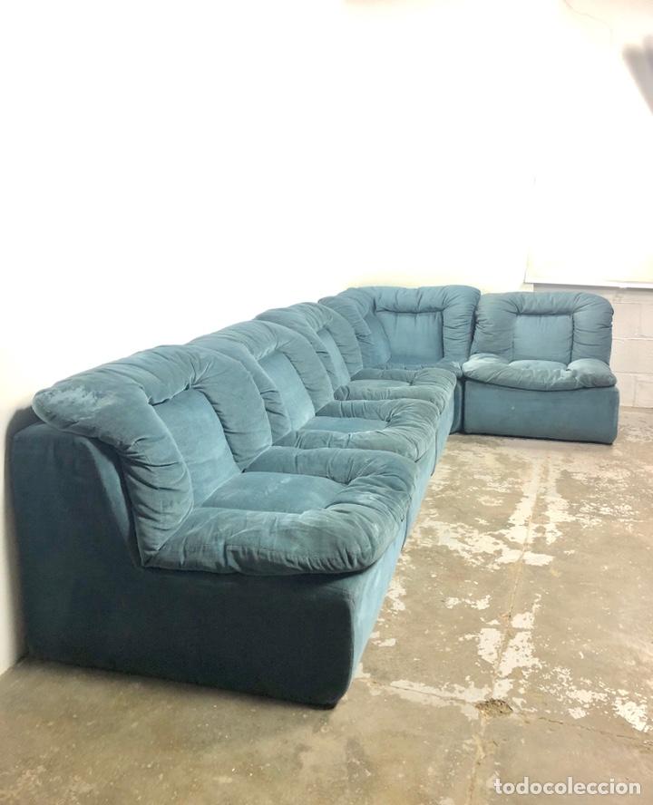 Vintage: Sofa modular vintage - Foto 9 - 155996766