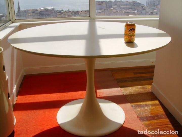 mesa comedor de eero saarinen original lacada e - Comprar Muebles ...