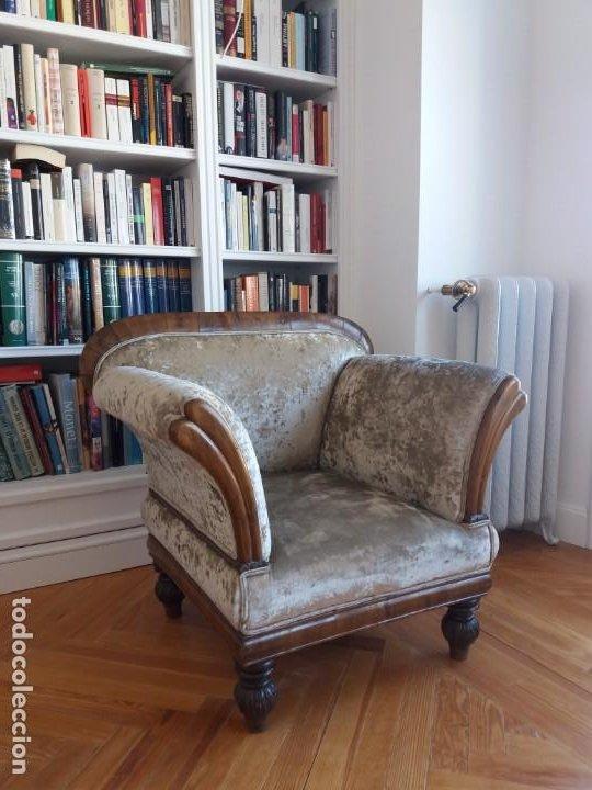SILLONES VINTAGE (Vintage - Muebles)