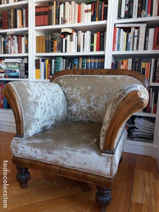 Vintage: Sillones vintage - Foto 2 - 165144921