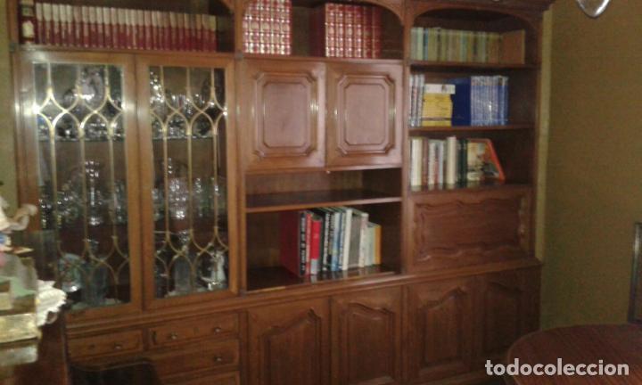 mueble comedor, mesa extensible y 6 sillas. - Comprar Muebles ...