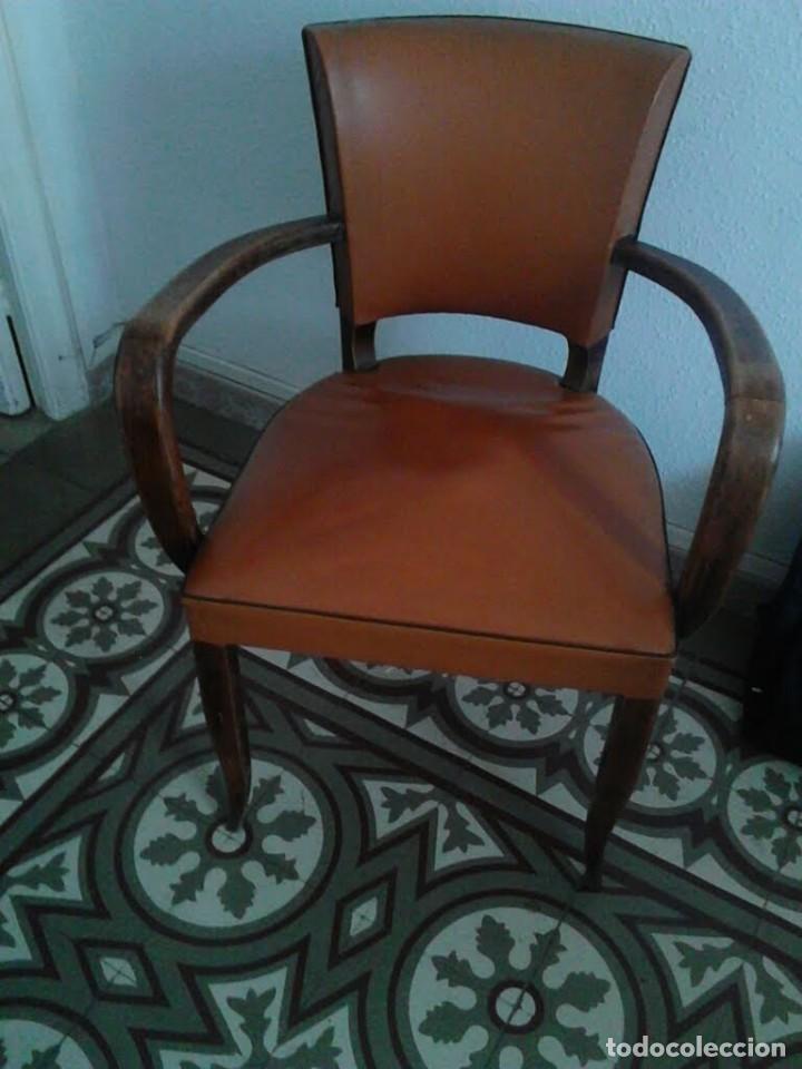 BUTACA FRANCESA. (Vintage - Muebles)