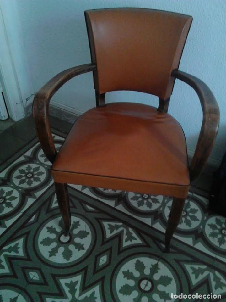 Vintage: Butaca francesa. - Foto 2 - 158315910