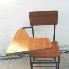 Vintage: PUPITRE DE COLEGIO AÑOS 80. Lote 158729582