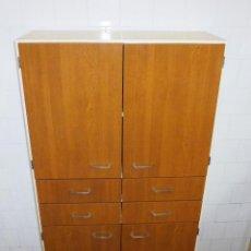 Vintage: MUEBLE DE COCINA ALACENA VINTAGE.. Lote 182835682