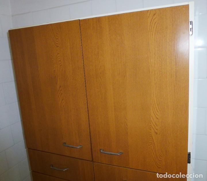 Vintage: Mueble de cocina alacena vintage. - Foto 3 - 165795422