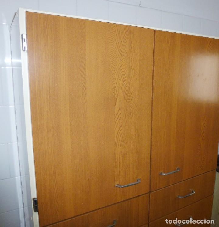 Vintage: Mueble de cocina alacena vintage. - Foto 4 - 165795422