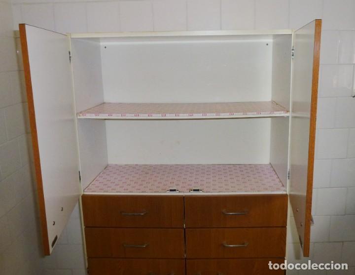 Vintage: Mueble de cocina alacena vintage. - Foto 6 - 165795422
