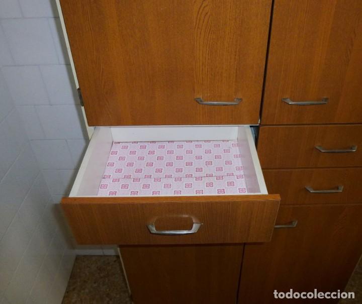 Vintage: Mueble de cocina alacena vintage. - Foto 7 - 165795422