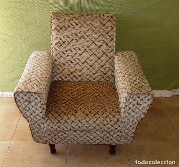 Vintage: Pareja de sillones en excelente estado. - Foto 2 - 166054914