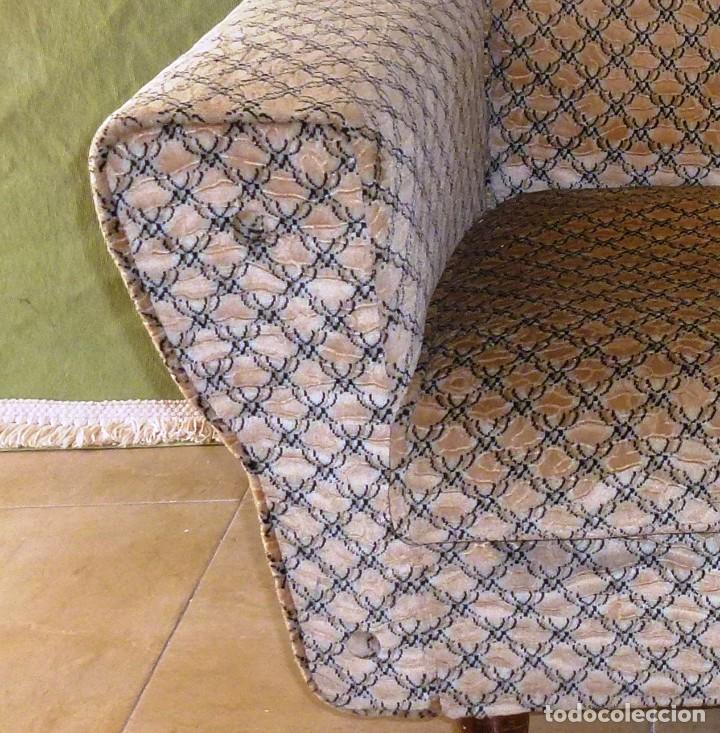 Vintage: Pareja de sillones en excelente estado. - Foto 4 - 166054914