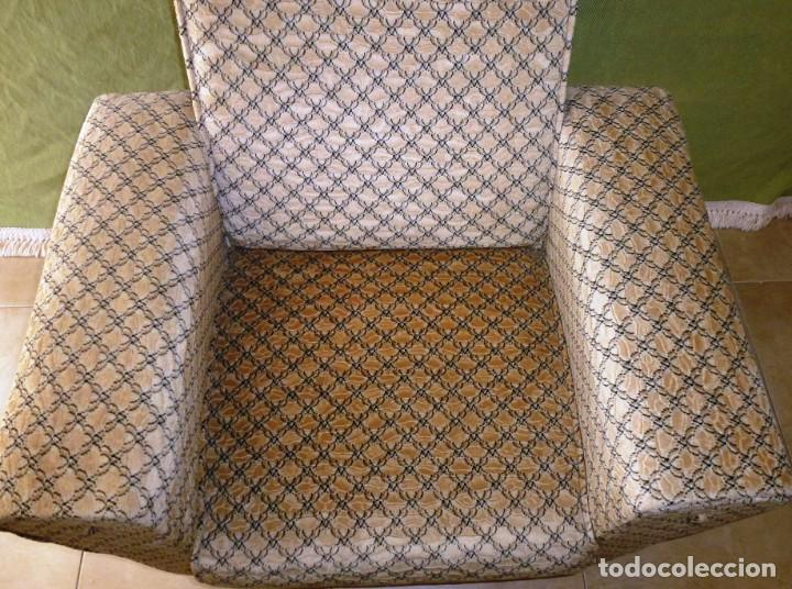 Vintage: Pareja de sillones en excelente estado. - Foto 5 - 166054914