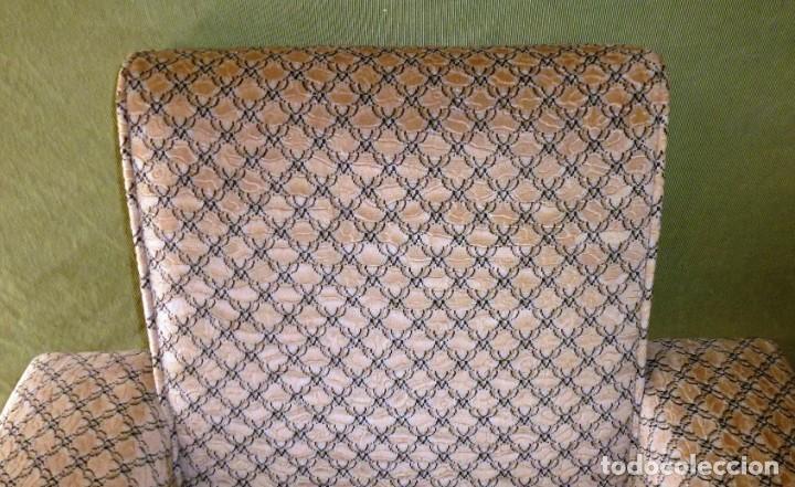 Vintage: Pareja de sillones en excelente estado. - Foto 6 - 166054914