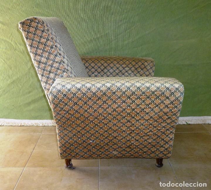 Vintage: Pareja de sillones en excelente estado. - Foto 7 - 166054914