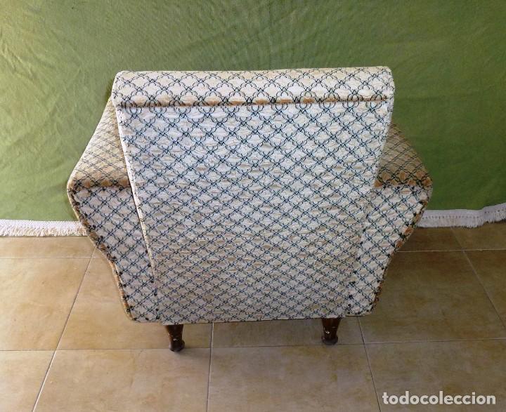 Vintage: Pareja de sillones en excelente estado. - Foto 8 - 166054914