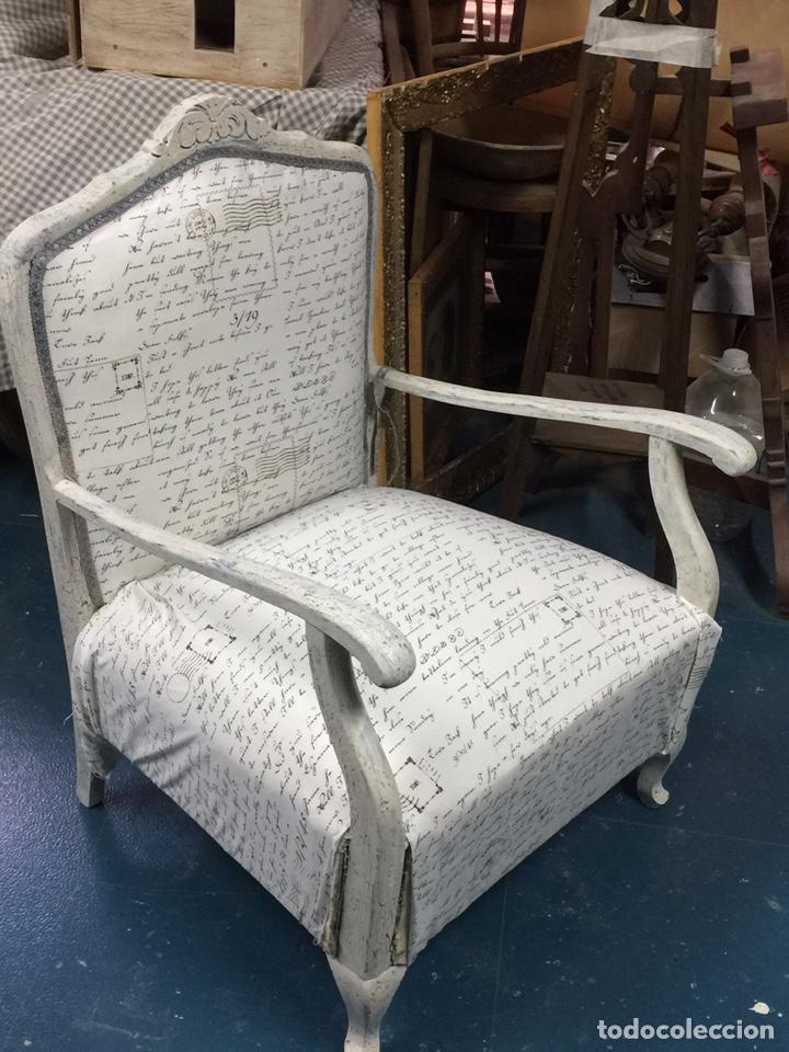 SILLON (Vintage - Muebles)