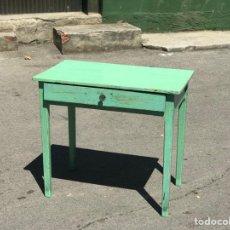 Vintage: MESA COCINA ANTIGUA. Lote 166963366