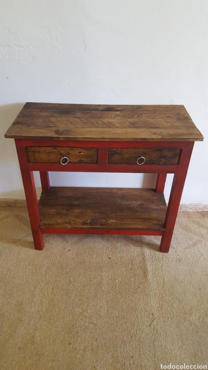 Vintage: Mueble auxiliar entradita - Foto 2 - 168840169
