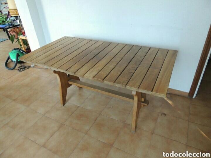 mesa de comedor +sillas y banco - Buy Vintage Furniture at ...