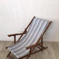 Vintage: TUMBONA ANTIGUA. Lote 169452680