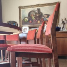 Vintage: MUEBLES VINTAGE MADERA MACIZA.. Lote 173924578