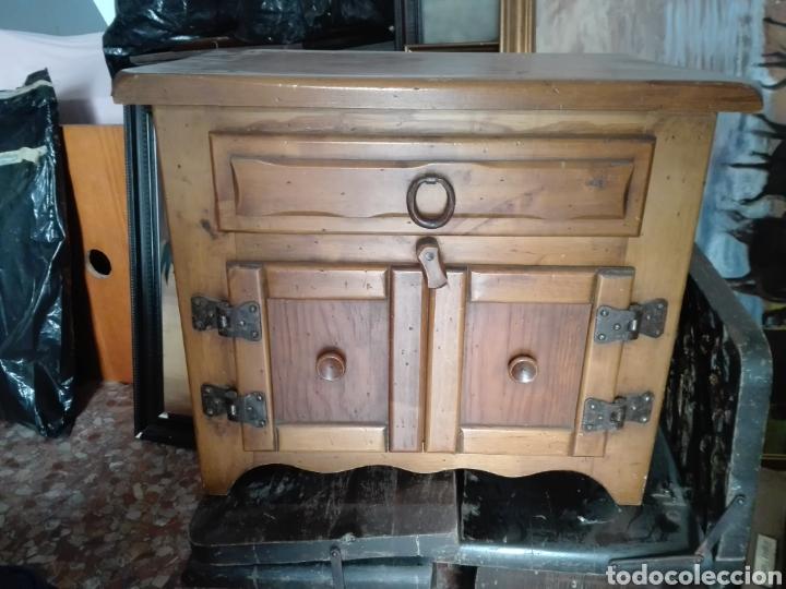 MESITA NOCHE (Vintage - Muebles)