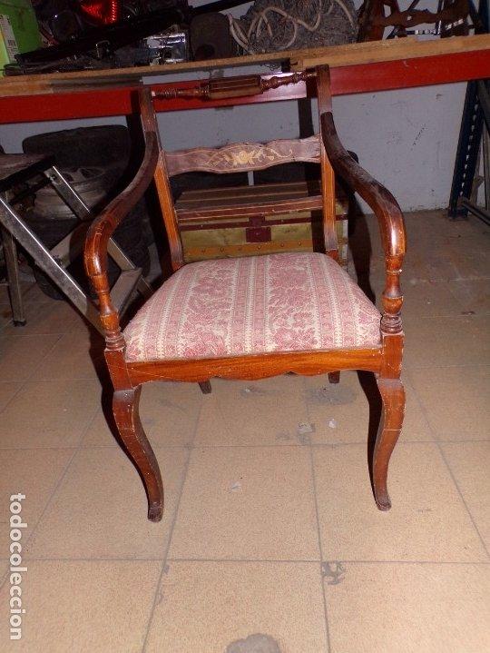 SILLA (Vintage - Muebles)