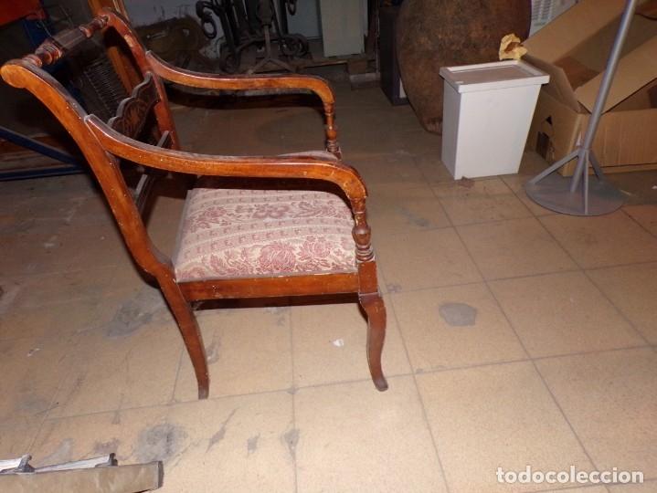Vintage: silla - Foto 2 - 177980653