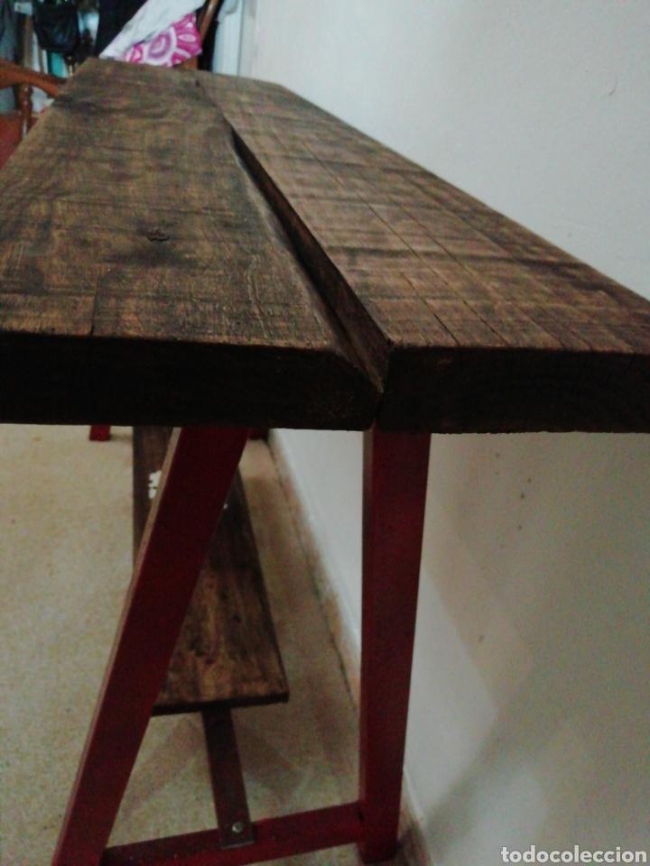 Vintage: Mesa recibidor industrial - Foto 6 - 178627760